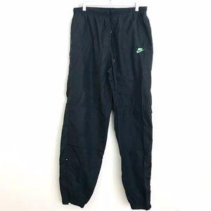 Vintage NIKE Nylon Jogger Track Pants